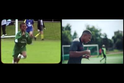"""Nike """"Love your dream until it loves you back"""" by Wieden & Kennedy Amsterdam"""