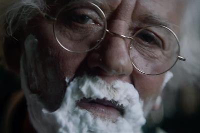 "KFC ""The Colonel Santa"" by Circus Grey"