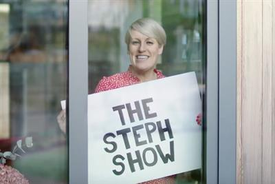 "Channel 4 ""The Steph Show: Staying indoors"" by 4Creative"