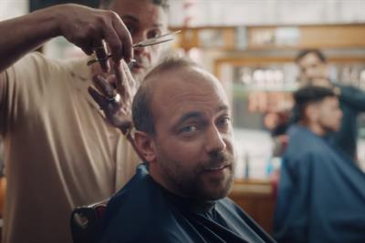"""VO5 """"If you've got hair, care"""" by Adam & Eve/DDB"""