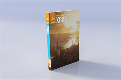 """Xbox """"The rough guide to Xbox"""" by McCann London"""