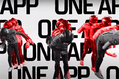 "ESPN drops the beat in ""One App, One Tap"" campaign"