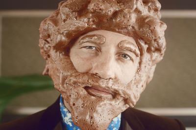 "Wispa Hot Chocolate ""frothybeast"" by Fallon London"