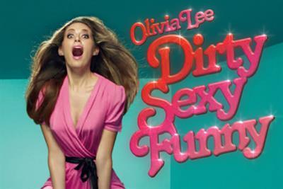 Comedy Central 'Dirty Sexy Funny' by Karmarama