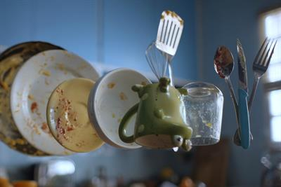 "Finish ""dishes"" by Wieden & Kennedy London"