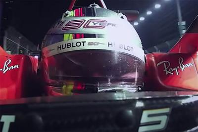 "Formula 1 ""We race as one"" by Wieden & Kennedy London"