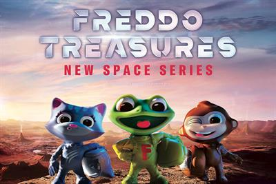 "Cadbury ""Freddo Treasures: Space Series"" by VCCP"
