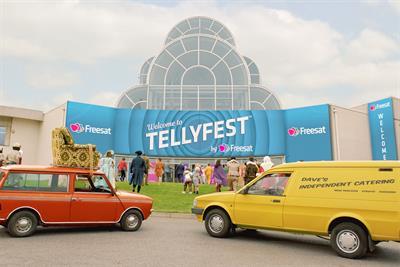 "Freesat ""TellyFest"" by Mr President"