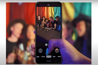 Google Pixel encourages people to fight for LGBTQ+ spaces