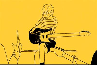 "Google ""California Inspires Me with Kim Gordon"" by Bartle Bogle Hegarty Los Angeles"