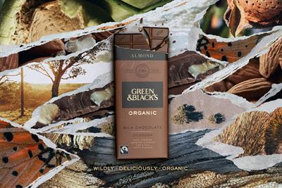 """Green & Black's """"Wildly. Deliciously. Organic"""" by VCCP"""