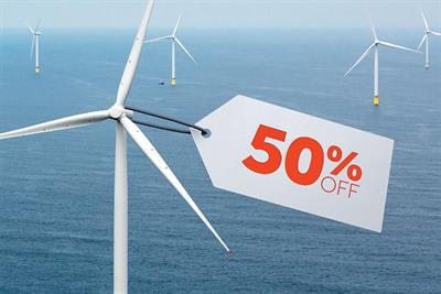 "Greenpeace ""50% off"" by Mother"