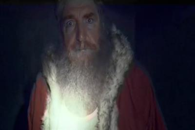 """Greenpeace """"save Santa's home"""" by unnamed agency"""