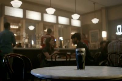 "Guinness ""empty chair"" by BBDO New York"