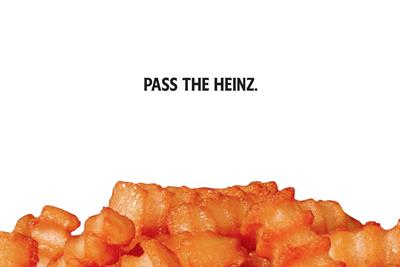 Neither Heinz nor Don Draper appear in ads straight from 'Mad Men'