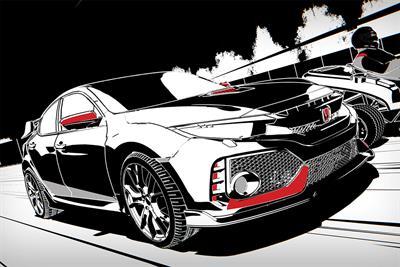 "Honda ""Powered by Honda"" by Digitas UK"