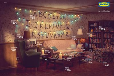 "Ikea ""Real life series"" by Publicis Spain"