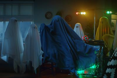 """Ikea """"Ghosts"""" by Mother"""