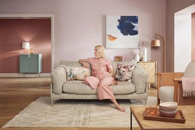 """John Lewis & Partners """"Spring: we'll help you style it"""" by Adam & Eve/DDB"""