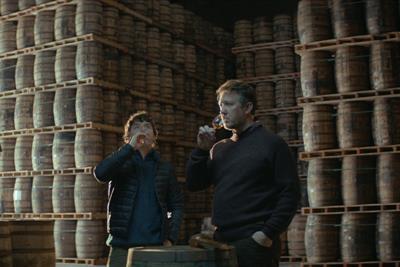 "Jameson Irish Whiskey ""Taste, that's why"" by TBWA\Dublin"