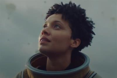 Johnnie Walker gives hope for a return to normalcy in 'Astronaut' spot
