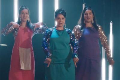 "Just Eat ""Spotlight on the stars | X Factor 2018 sponsorship"" by Karmarama"