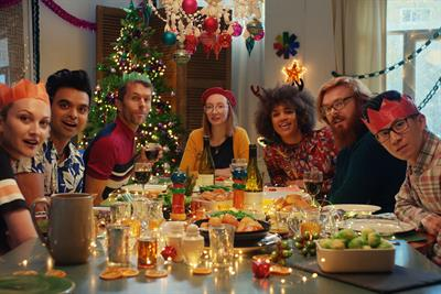 "Lidl ""Every Lidl thing for Christmas"" by TBWA\London"
