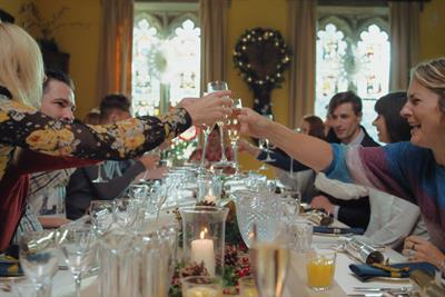 """Lidl """"the little present"""" by TBWA\London"""