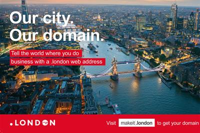 "Dot London ""Our city. Our domain"" by Albion London"