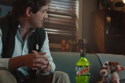 MTN Dew Zero Sugar reunites Gremlins' Billy Peltzer and Gizmo