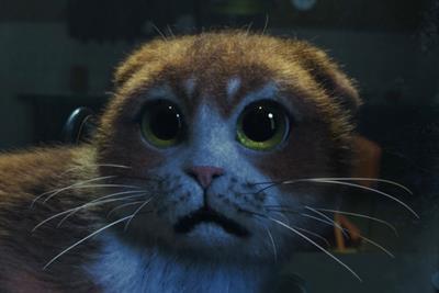 "Mars Temptations ""Scaredy cat"" by Adam & Eve/DDB"