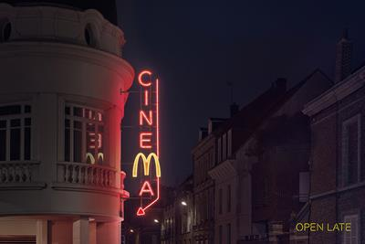 "McDonald's ""Open late"" by TBWA\Paris"