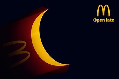 "McDonald's ""Open late"" by Leo Burnett Italy"
