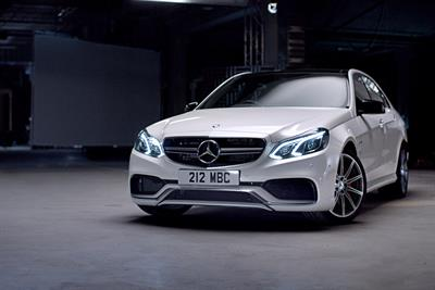 """Mercedes-Benz """"sound with power"""" by Abbott Mead Vickers BBDO"""