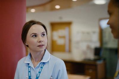 "NHS  ""We are nurses"" by MullenLowe Group UK"