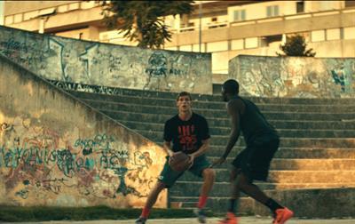 "Nike and Foot Locker ""be the baddest"" by Wieden & Kennedy Amsterdam"