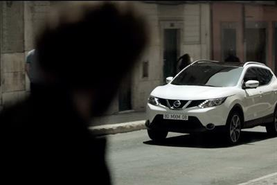 """Nissan Europe """"Never second best"""" by TBWA\G1"""
