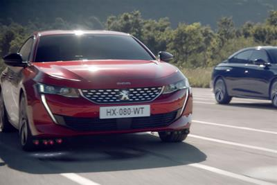"Peugeot ""The score"" by BETC Paris"