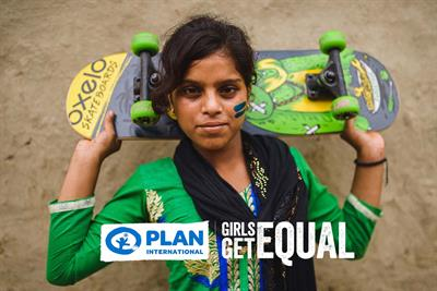 "Plan International ""Girls get equal"" by Mr President"
