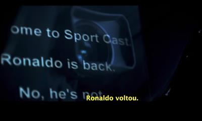 "PokerStars ""Ronaldo is back"" by Crispin Porter & Bogusky Brasil"