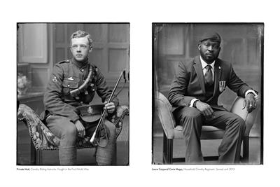"""The Royal British Legion """"the story behind the poppy"""" by Rainey Kelly Campbell Roalfe/Y&R"""