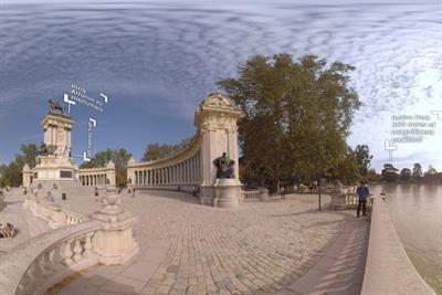 "British Airways and Avios ""VR Madrid"" by Soul"