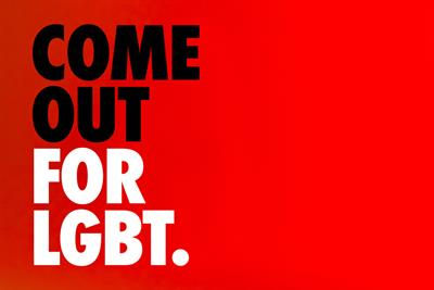 "Stonewall ""Come out for LGBT"" by Mr President"