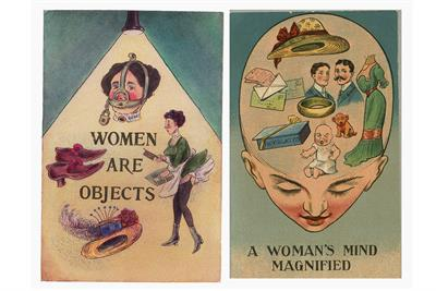 """Same sexism, different century"" by Now"