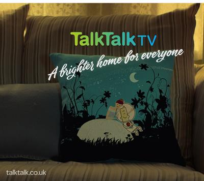 "TalkTalk ""date night"" by CHI & Partners"