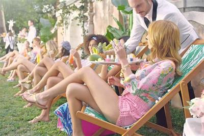 Target throws Lilly Pulitzer-style party