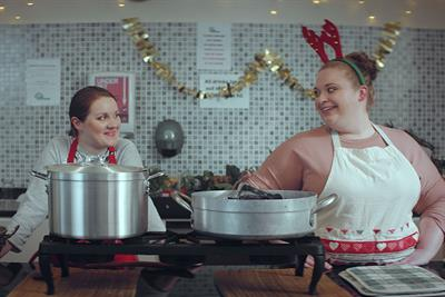 "Tesco ""An extended family Christmas"" by BBH London"