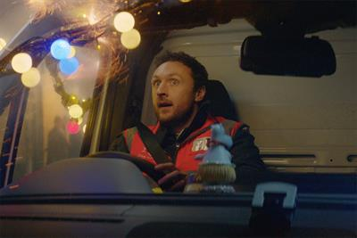 "Tesco ""Delivering Christmas"" by BBH London"
