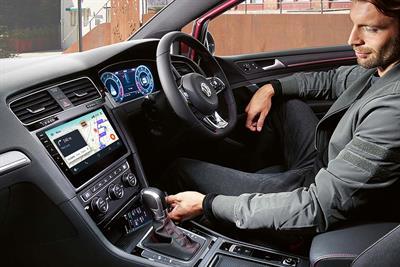 """Volkswagen """"GTI superdrives"""" by Tribal Worldwide London"""