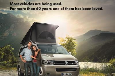 """Volkswagen Commercial Vehicles """"Only You"""" by Grabarz & Partner"""